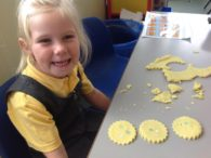 Babies And Numicon In RPS Class
