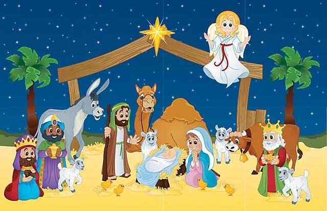 RC Nativity Rehearsals